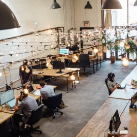 Why should companies invest in office space?